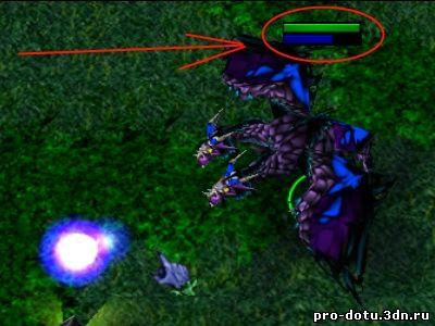 Простой манабар для Warcraft который запускается на патче 1.26 Для тех кто